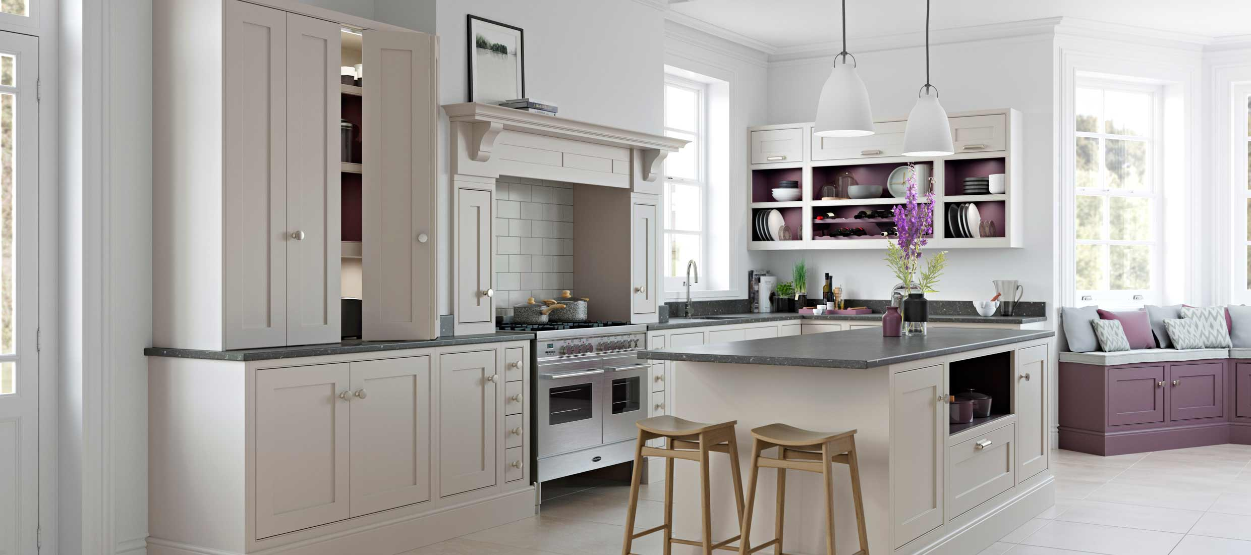 Avon kitchens and bathrooms