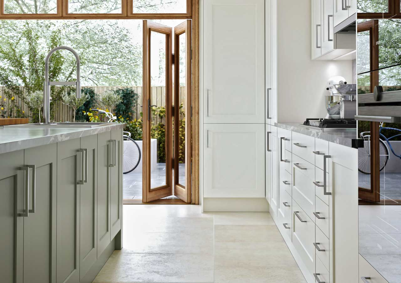 Kitchens : Town and Country Range – Avon Kitchens and Bathrooms