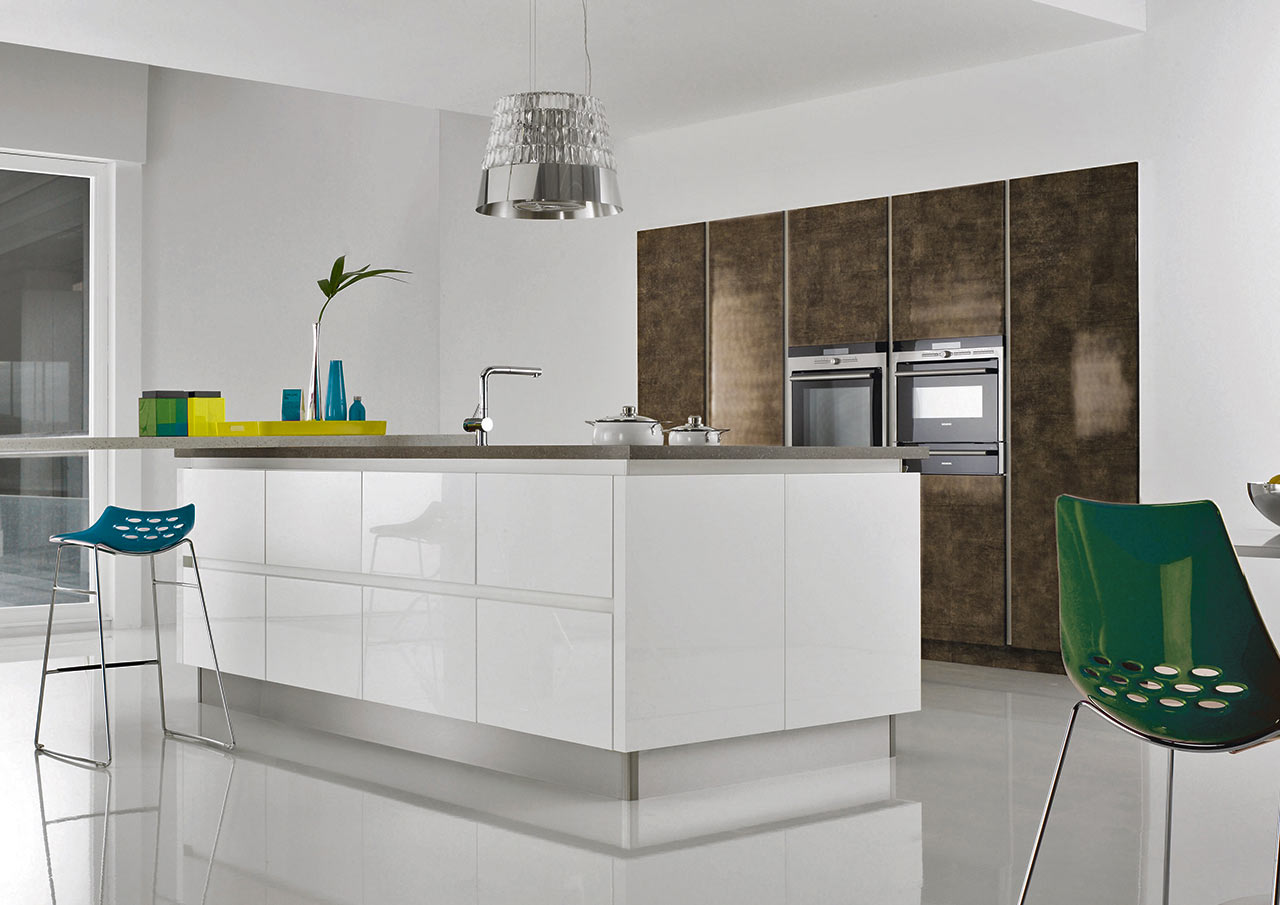 Kitchens: Cucina Colore range – Avon Kitchens and Bathrooms