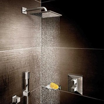 Grohe shower - Avon Kitchens and Bathrooms Ringwood
