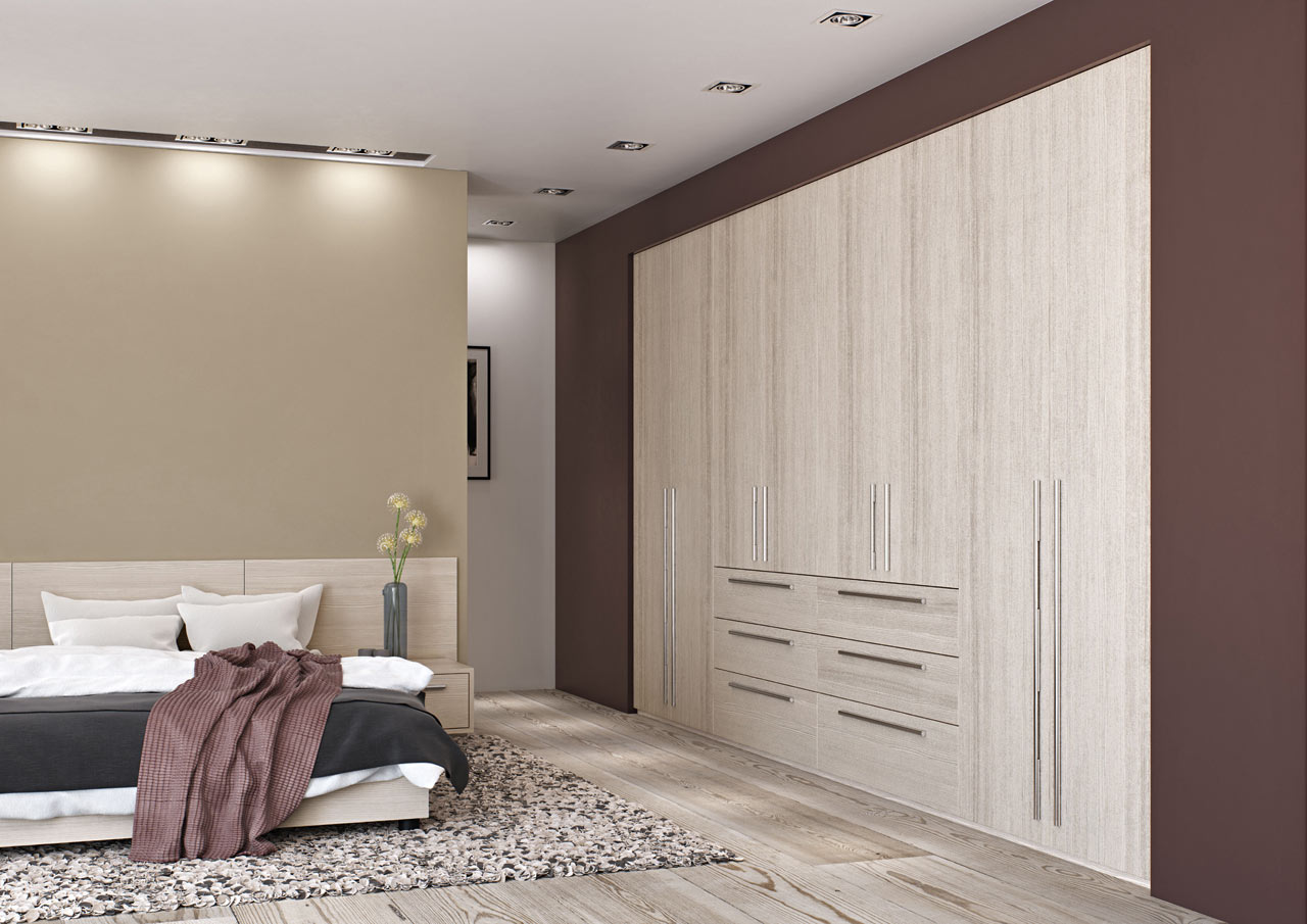 Elisa Bedrooms - Trend Interiors - available at Avon Kitchens and Bathrooms