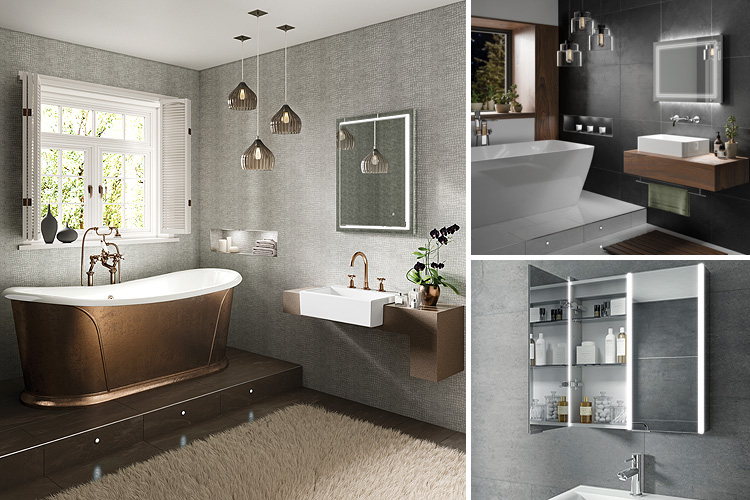 HIB Bathroom products available at Avon Kitchens and Bathrooms, Ringwood