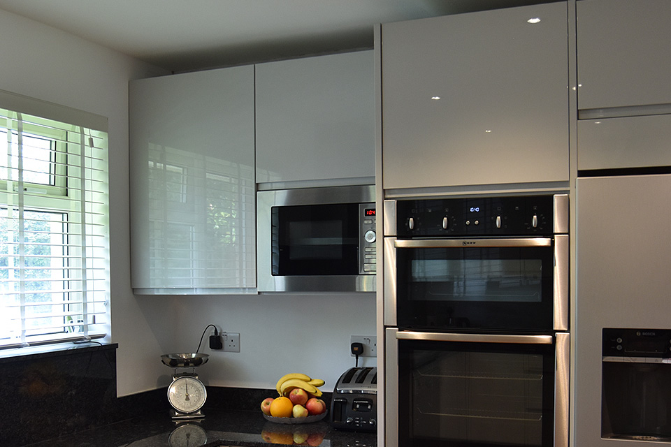 Avon Kitchens and Bathrooms - Ringwood, New Forest. A client's kitchen.
